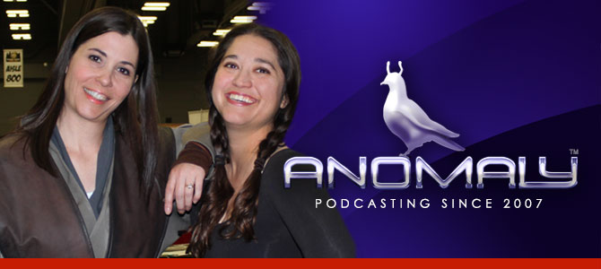 Jen and Angela from Anomaly Podcast