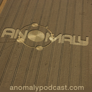 Anomaly Crop Circle Graphic