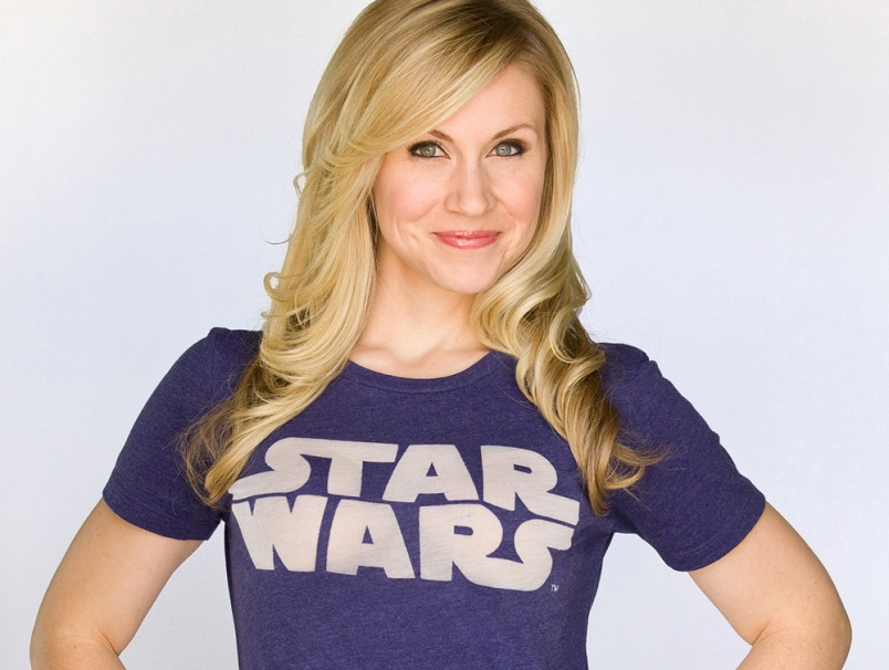 Ashley Eckstein interview