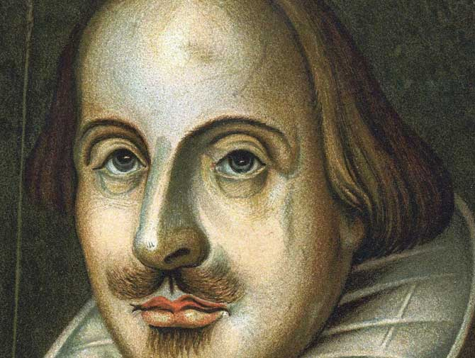 Shakespeare And SciFi