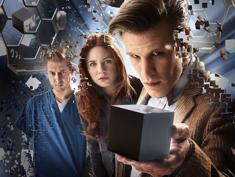 the power of three doctor who