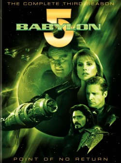 babylon-5-3rd Season DVD cover
