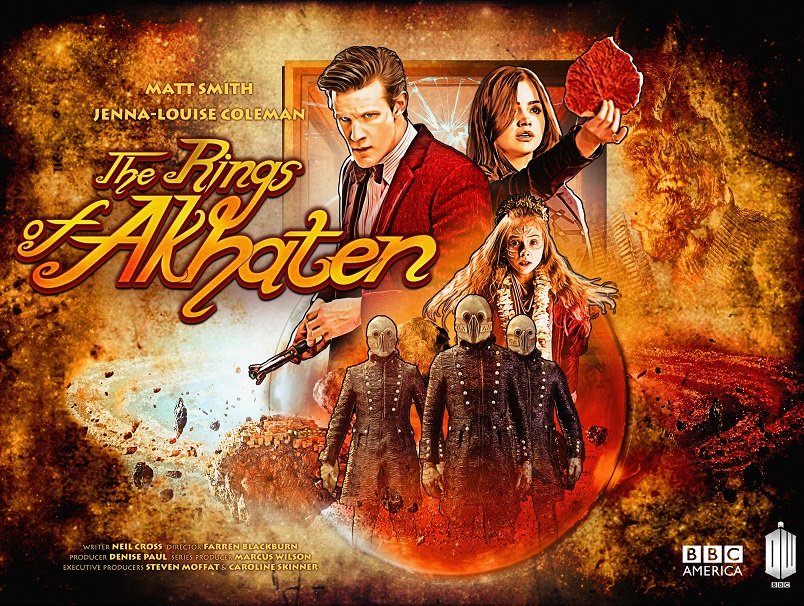 dr who review