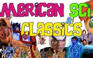 American Sci Fi Classics