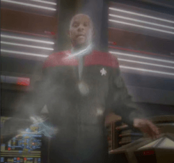 Star Trek Deep Space 9 The Visitor Review
