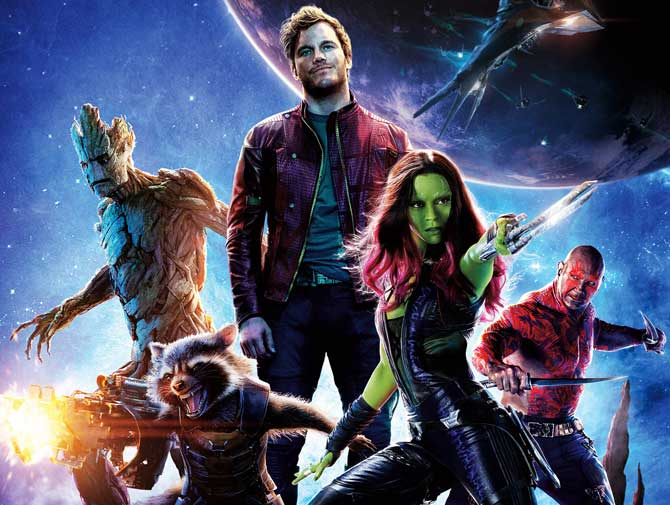 Anomaly Podcast | Guardians of The Galaxy Review