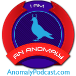 Grab button for Anomaly Podcast and Blog