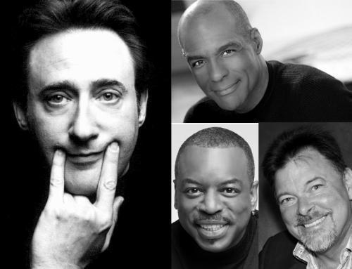 The Men of Trek Panel (Star Trek Actors ST:TNG)