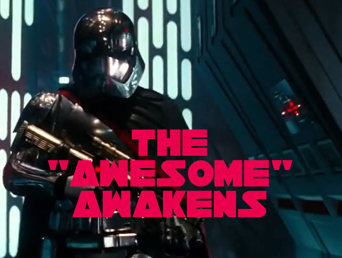 The Force Awakens Teaser 2: Video Reaction