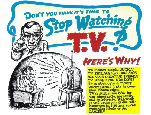 """Why """"Just Stop Watching"""" Needs to Stop"""