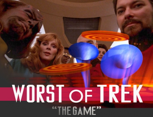 WORST of TREK: Star Trek TNG: The Game