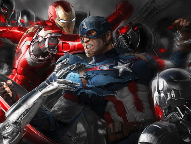 Anomaly Podcast Age of Ultron Review