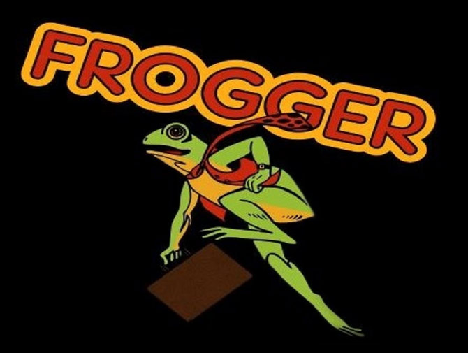 Our Favorite Retro Games: Frogger | Anomaly