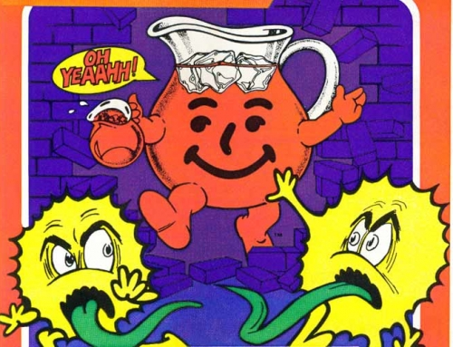 Retro Games We Hated | Kool-Aid Man Game