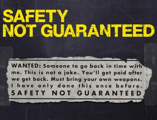 Anomaly Supplemental | Safety Not Guaranteed