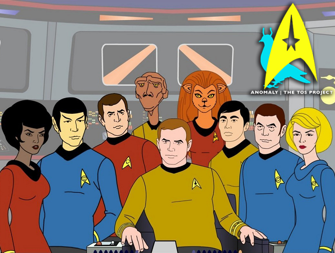 Sue watches Star Trek: The Animated Series – Week 4 (The TOS Project)