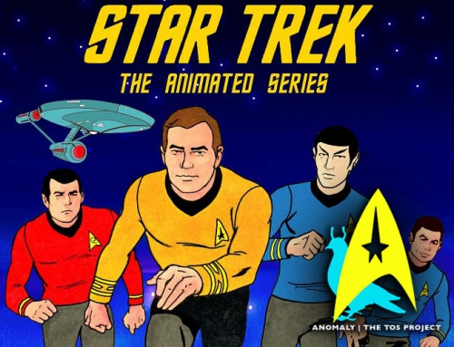 Sue watches Star Trek: The Animated Series – Week 1 (The TOS Project)