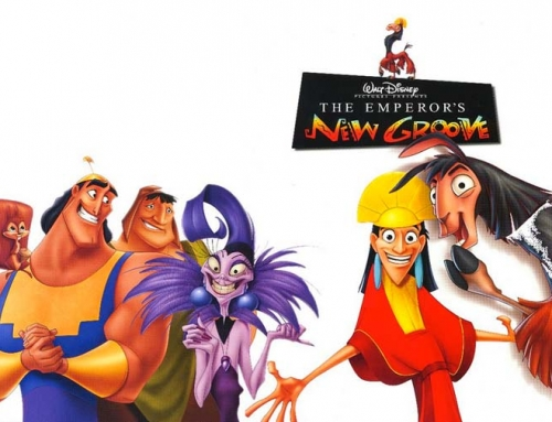 Anomaly Supplemental: The Emperor's New Groove
