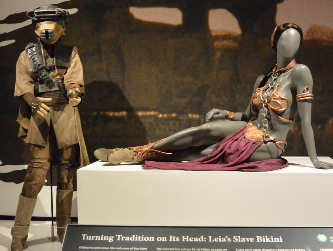 Jedi, Princess, Rebel, Queen: A Star Wars Costume Exhibit