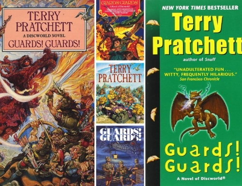 Anomaly Supplemental | Guards! Guards! (Terry Pratchett's Discworld)