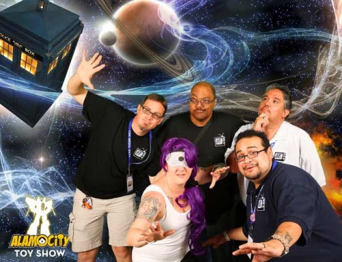 Geeks On a Mission: GeekVengers Interview |Anomaly