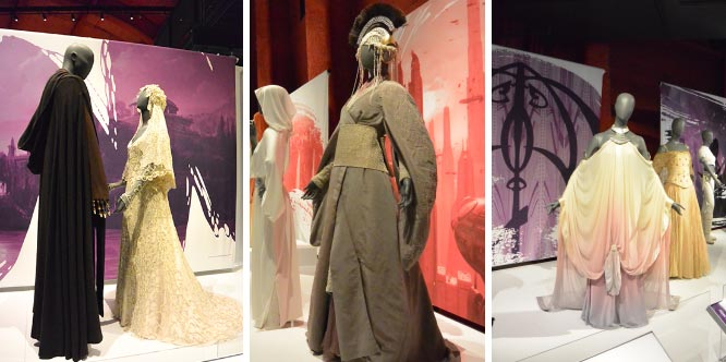 Star Wars Costume Exhibit