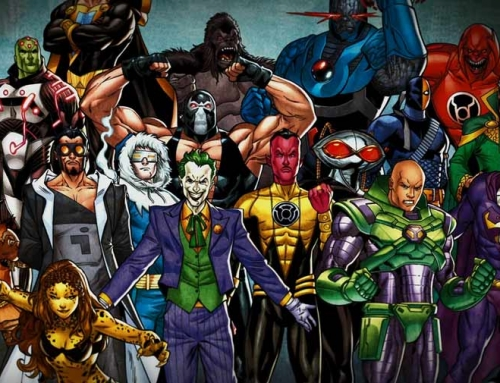 Top Ten Kick-Ass Villains | A Comic Book Nerd's List | Anomaly