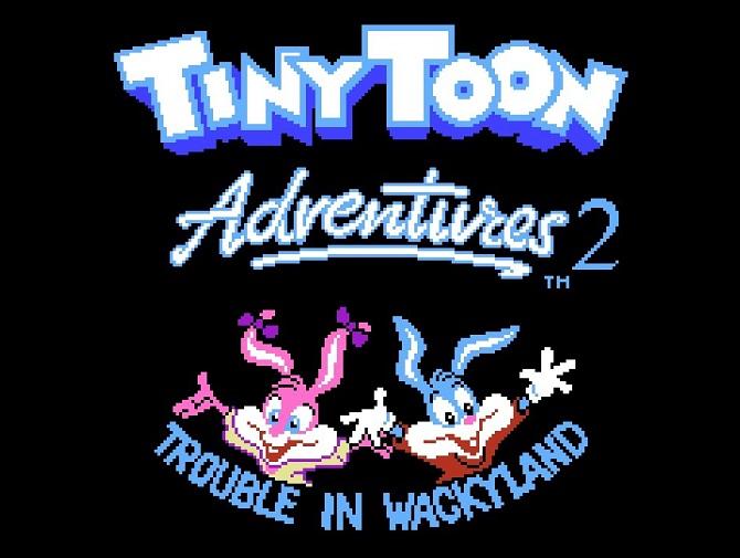 90's NES Flashback: Tiny Toons' Trouble in Wackyland