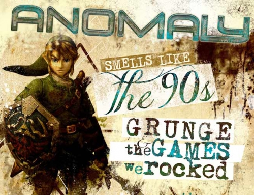Smells Like The 90s : Grunge and the 90s Games we Rocked