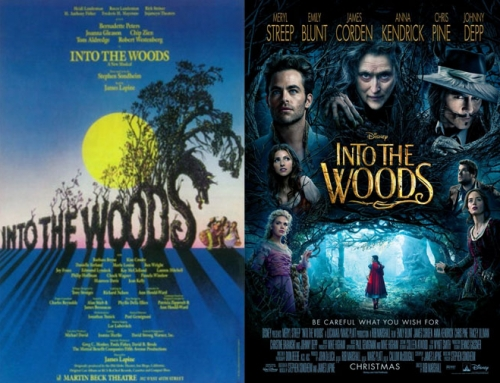 Anomaly Supplemental | Into the Woods – Stage v. Screen