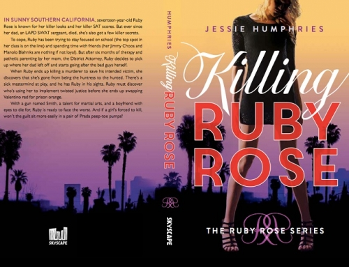 Book Review | Killing Ruby Rose by Jessie Humphries