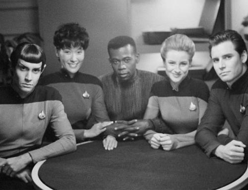 Best of Trek   Star Trek TNG: Lower Decks