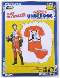 Star Wars Underoos
