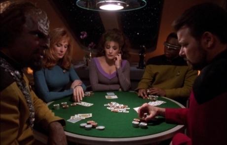 Poker?