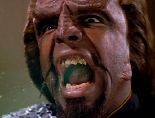 Anomaly   Worst of Trek   TNG Genesis (No… Just No)