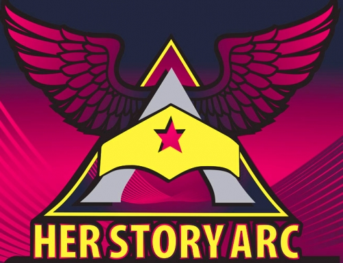 Geeks on a Mission | Her Story Arc