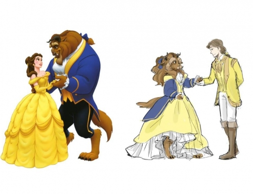"""Dissecting the """"Beauty and the Beast"""" Trope: Gender Roles in a Tale as Old as Time"""