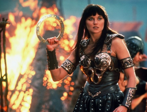 Anomaly Supplemental   Xena Warrior Princess: The Power. The Passion. The Panel.