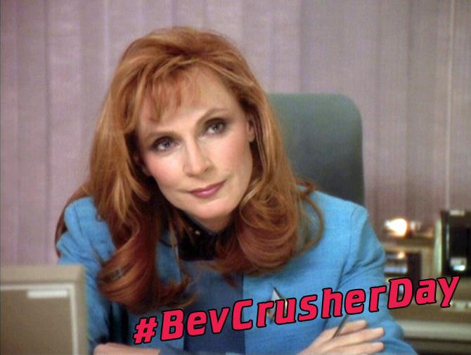 Celebrating #BevCrusherDay: Bev's Best Moments
