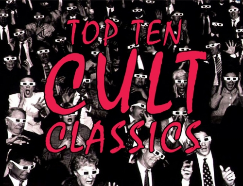 "Noah Picks:  Top Ten ""Cult Classics"""