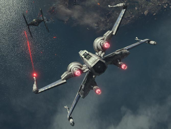 The Force Awakens Official Trailer Review