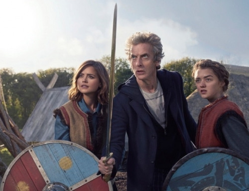Your Moment of Who | Doctor Who Reactions: Series 9 Eps 5-8