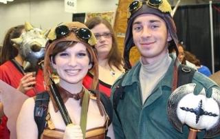 Wizard World Comic Con Austin