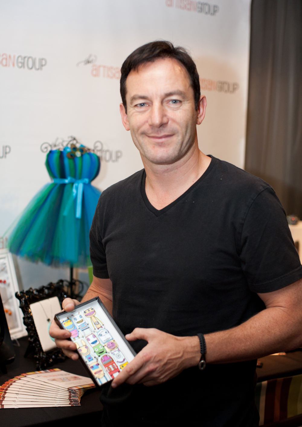 Anomaly Jason Isaacs Panel Harry Potter S Lucius Malfoy