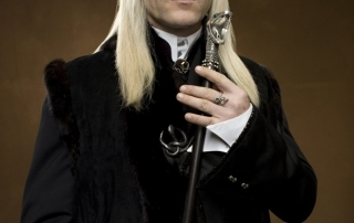 Jason Isaacs as Lucius Malfoy in Harry Potter