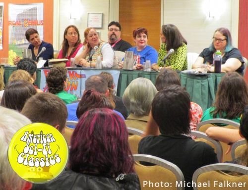 Anomaly Supplemental | Truly Outrageous! Female Heroes of Classic Sci-Fi (Dragon Con)