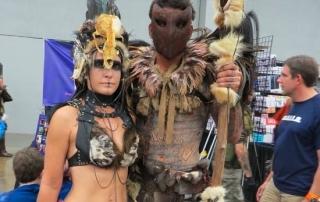 Comic Con Austin 2015