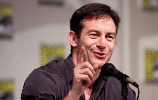 Isaacs at San Diego Comic Con