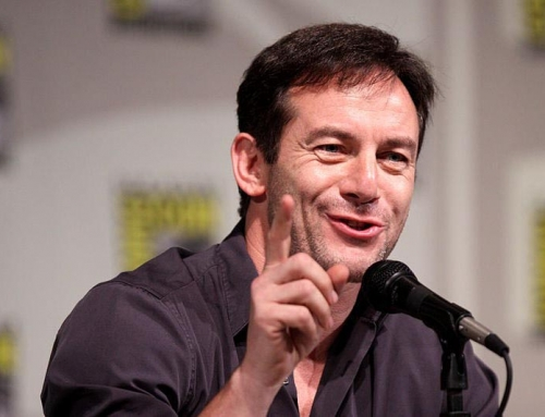 Anomaly | Jason Isaacs Panel (Harry Potter's Lucius Malfoy)