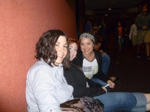 Anomaly Girls in Line on Thursday, December 17